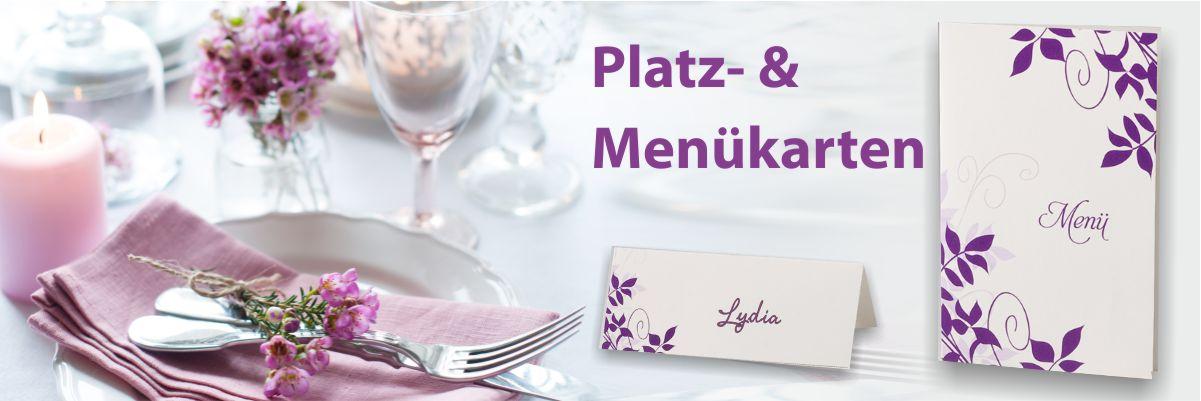 Platz_Menuekarten