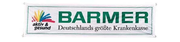 Spannbanner, Banner